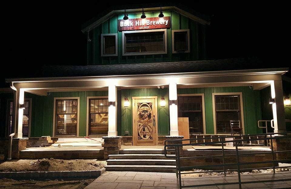 Buck Hill Brewery
