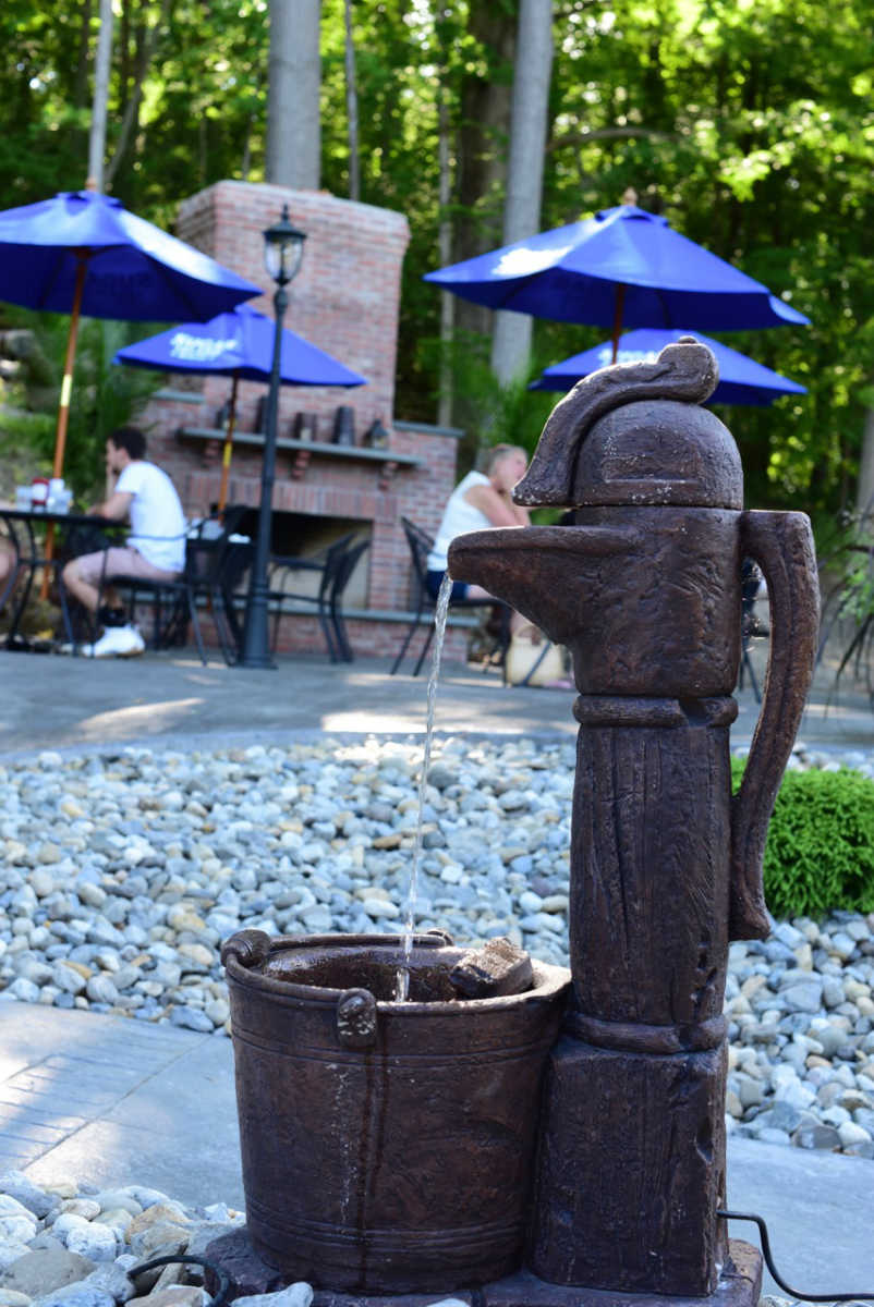 Outdoor Eating in Blairstown